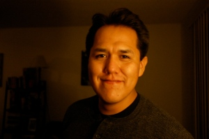 aaron yazzie head shot